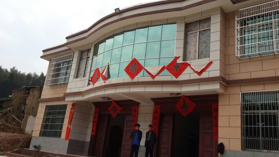 湖南农村自建房外观效果图