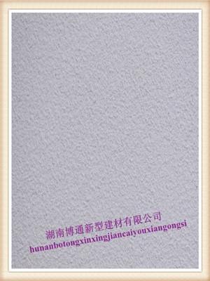 中国创新性彩色装饰砂浆(质感型)